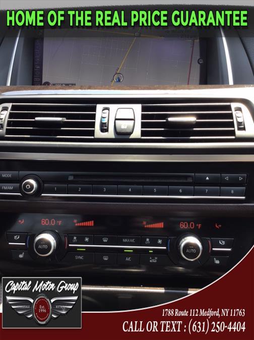 Used BMW 5 Series 4dr Sdn 535i xDrive AWD 2016 | Capital Motor Group Inc. Medford, New York
