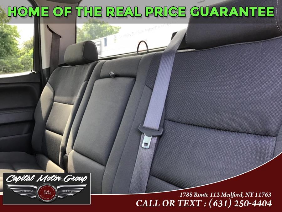 "Used Chevrolet Silverado 1500 4WD Crew Cab 143.5"" LT w/1LT 2016   Capital Motor Group Inc. Medford, New York"