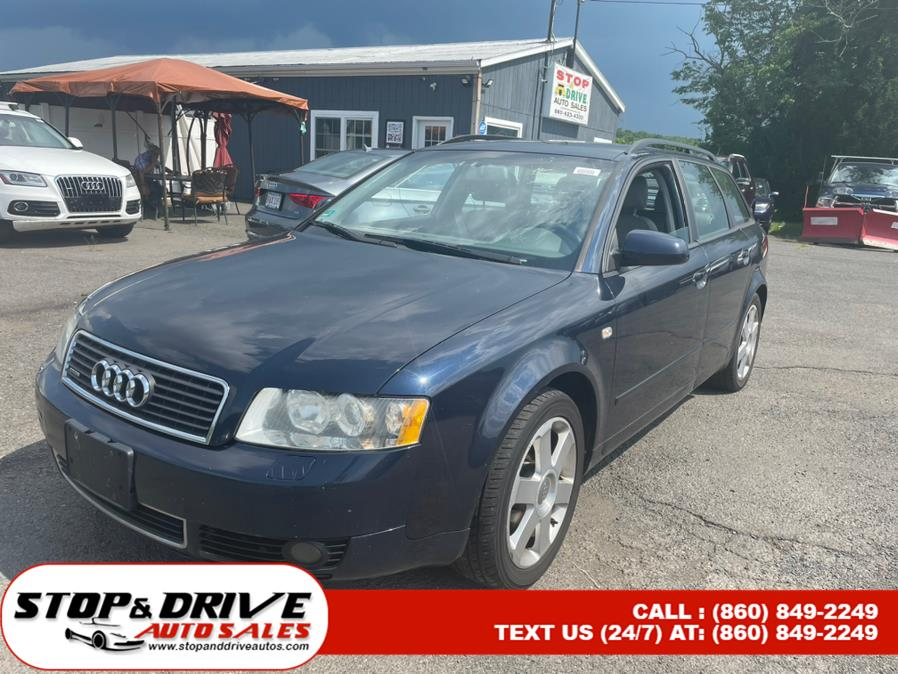 Used 2005 Audi A4 in East Windsor, Connecticut | Stop & Drive Auto Sales. East Windsor, Connecticut