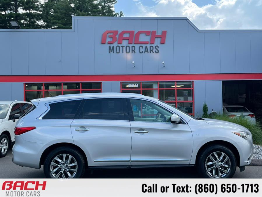 Used Infiniti QX60 AWD 4dr 2014 | Bach Motor Cars. Canton , Connecticut