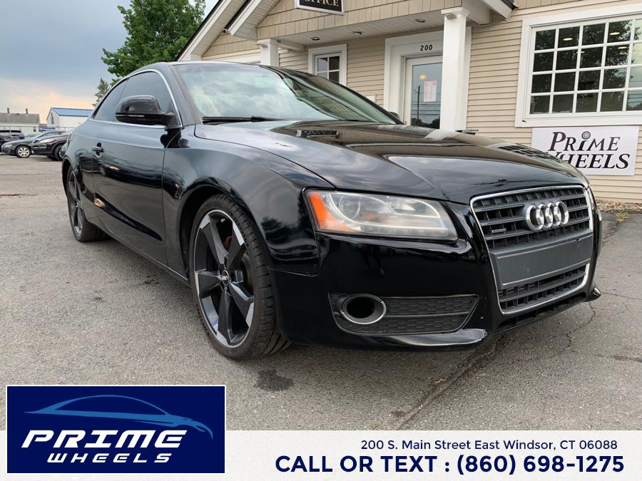 Used 2011 Audi A5 in East Windsor, Connecticut   Prime Wheels. East Windsor, Connecticut