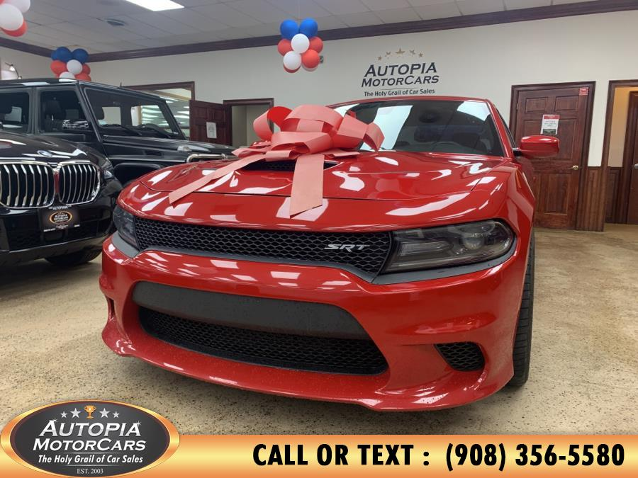 Used Dodge Charger 4dr Sdn SRT Hellcat RWD 2016 | Autopia Motorcars Inc. Union, New Jersey
