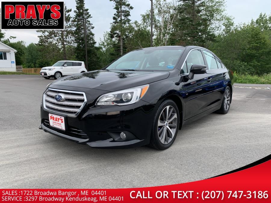 Used Subaru Legacy 3.6R Limited 2017 | Pray's Auto Sales . Bangor , Maine