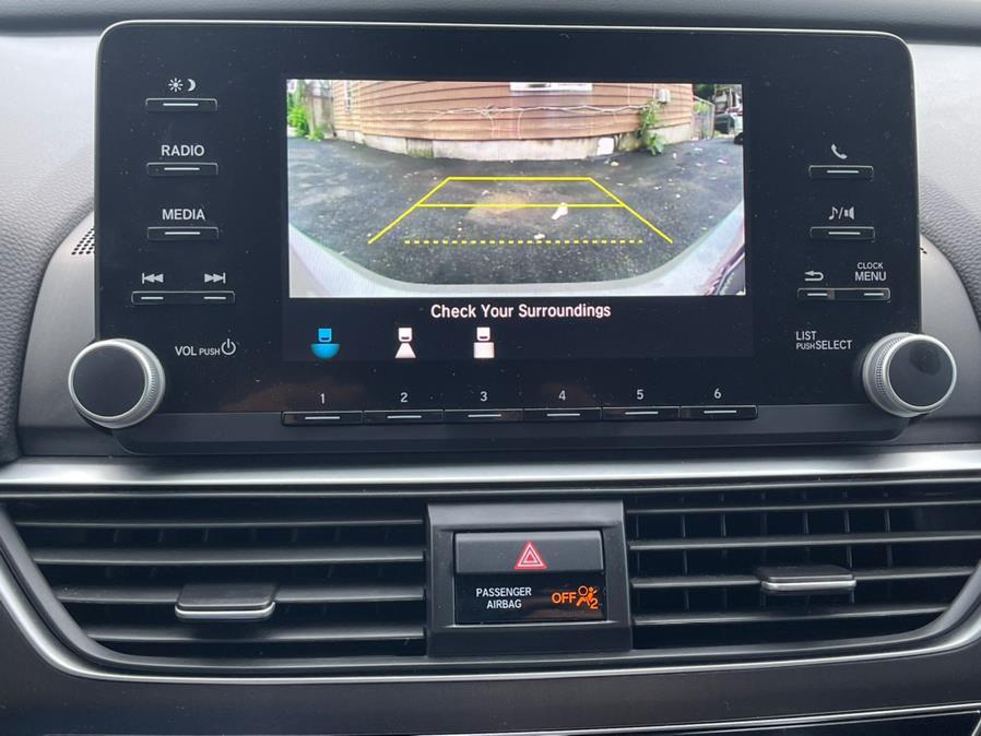 Used Honda Accord Sedan LX 1.5T CVT 2019   Champion Auto Sales. Newark, New Jersey