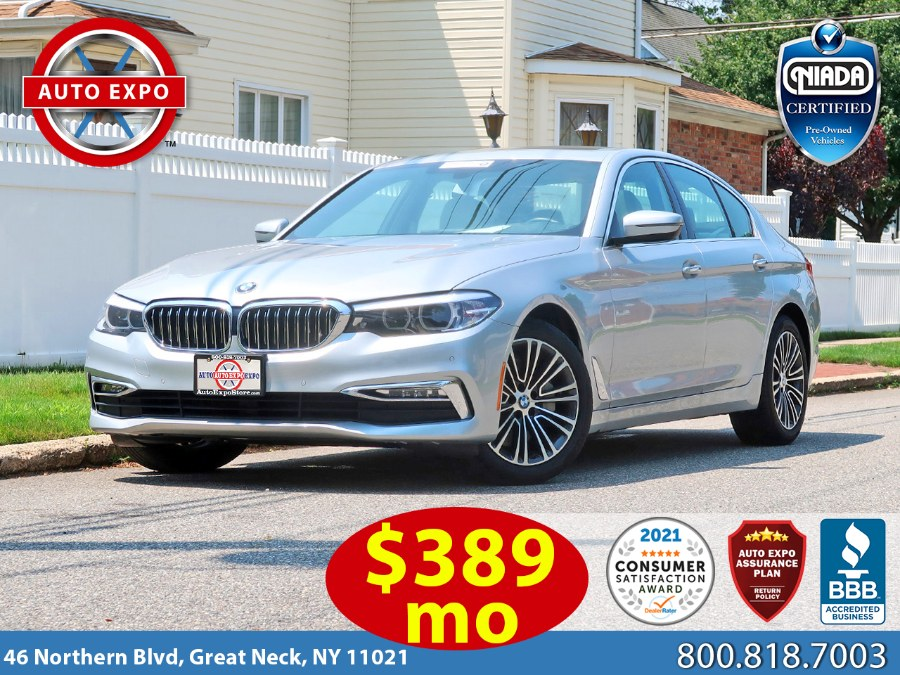 Used BMW 5 Series 530i xDrive 2018 | Auto Expo Ent Inc.. Great Neck, New York