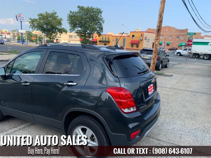 Used Chevrolet Trax 1LT 2018 | United Auto Sale. Newark, New Jersey