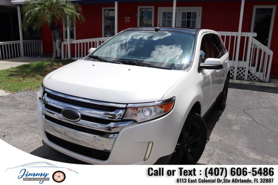 Used Ford Edge 4dr Limited FWD 2011 | Jimmy Motor Car Company Inc. Orlando, Florida