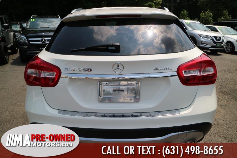 Used Mercedes-Benz GLA GLA 250 4MATIC SUV 2018 | M & A Motors. Huntington, New York