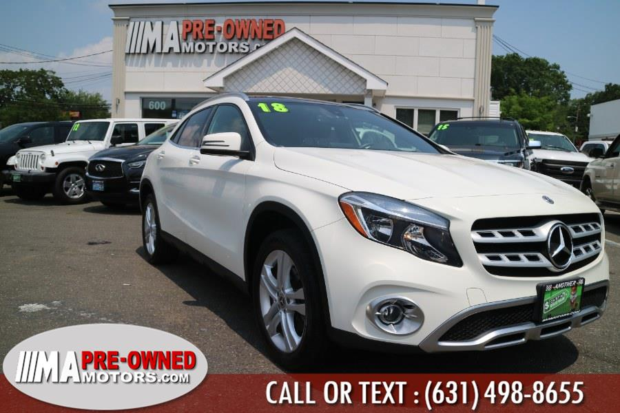 Used 2018 Mercedes-Benz GLA in Huntington, New York | M & A Motors. Huntington, New York