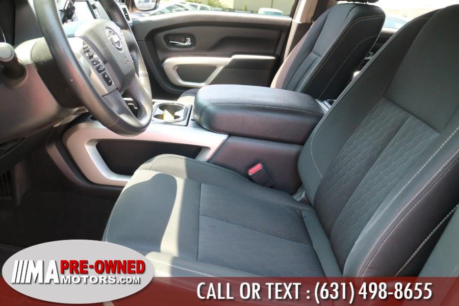 Used Nissan Titan crew cab SV 4x4 5.6 L 4x4 Crew Cab PRO-4X 2017   M & A Motors. Huntington, New York