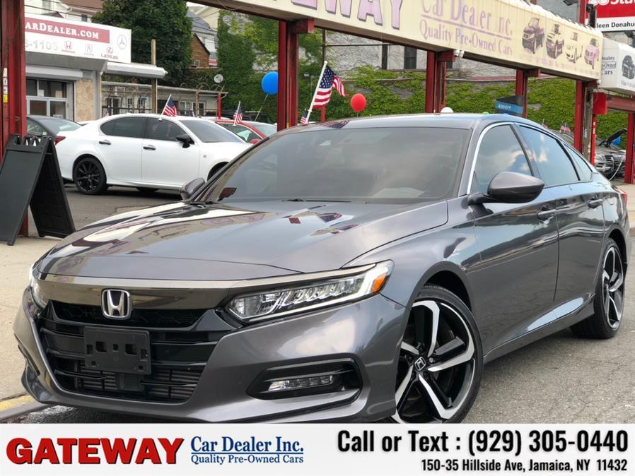 Used Honda Accord Sedan Sport 1.5T CVT 2019 | Gateway Car Dealer Inc. Jamaica, New York