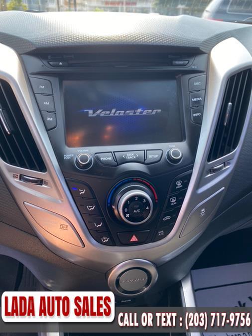Used Hyundai Veloster 3dr Cpe Man w/Black Int 2013 | Lada Auto Sales. Bridgeport, Connecticut