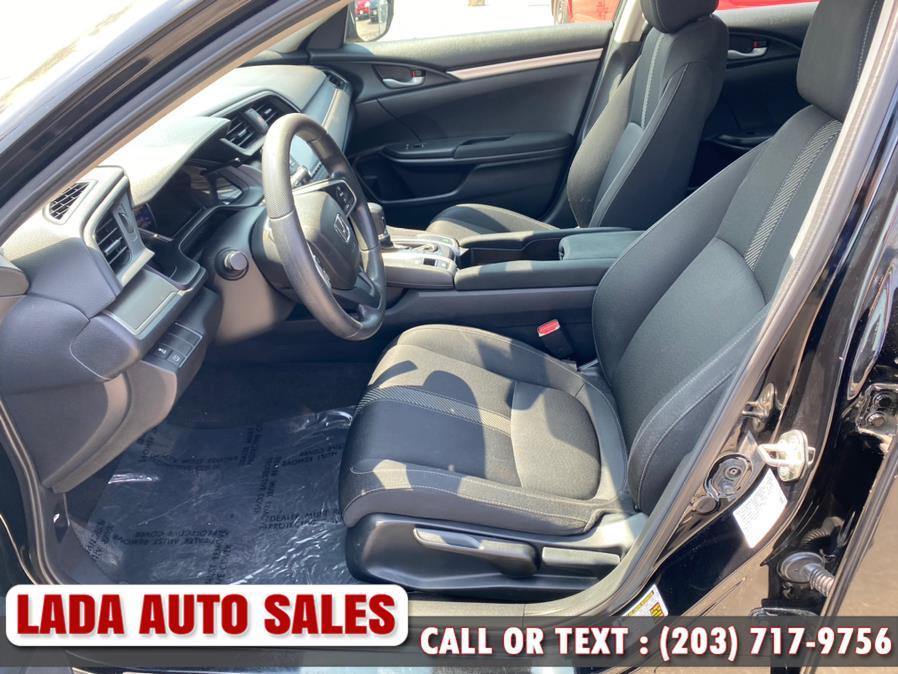 Used Honda Civic Sedan LX CVT 2018   Lada Auto Sales. Bridgeport, Connecticut