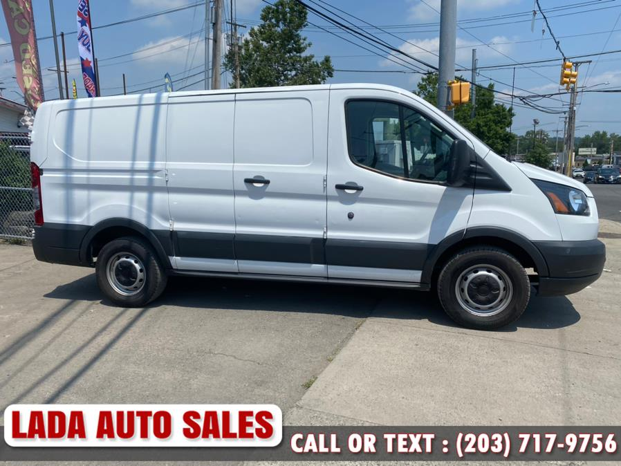 """Used Ford Transit Van T-150 130"""" Low Rf 8600 GVWR Swing-Out RH Dr 2018   Lada Auto Sales. Bridgeport, Connecticut"""