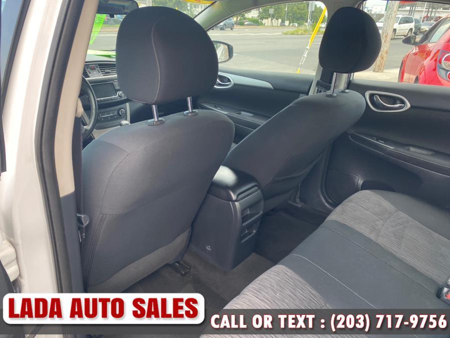 Used Nissan Sentra 4dr Sdn I4 CVT SV 2015   Lada Auto Sales. Bridgeport, Connecticut