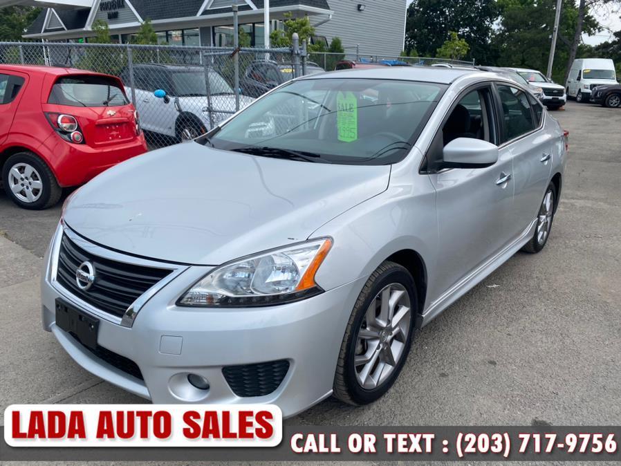 Used Nissan Sentra 4dr Sdn I4 CVT SR 2013 | Lada Auto Sales. Bridgeport, Connecticut