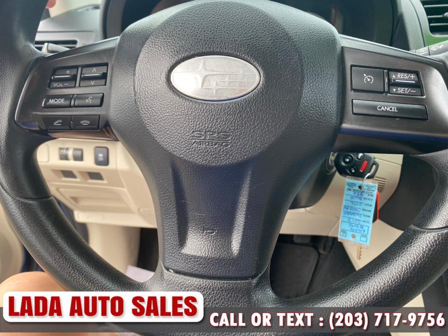 Used Subaru XV Crosstrek 5dr Auto 2.0i Premium 2013 | Lada Auto Sales. Bridgeport, Connecticut