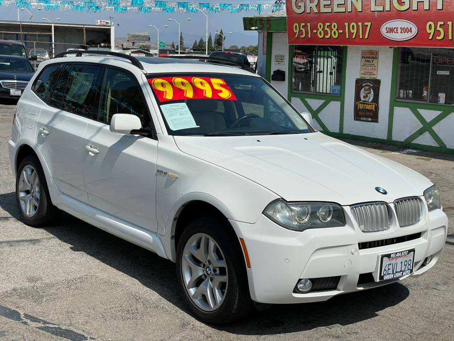 Used 2008 BMW X3 in Corona, California | Green Light Auto. Corona, California