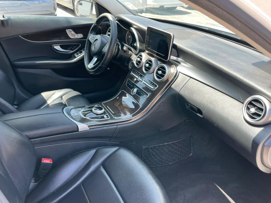 Used Mercedes-Benz C-Class C 300 Sedan 2017   Green Light Auto. Corona, California