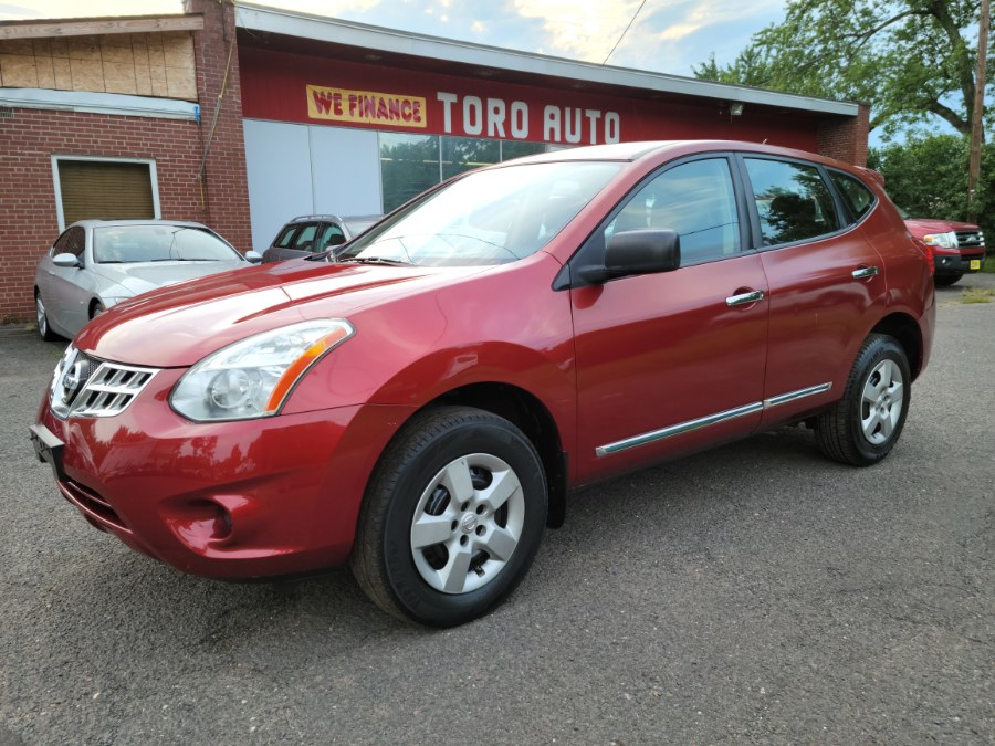 Used Nissan Rogue AWD 4dr S 2011 | Toro Auto. East Windsor, Connecticut