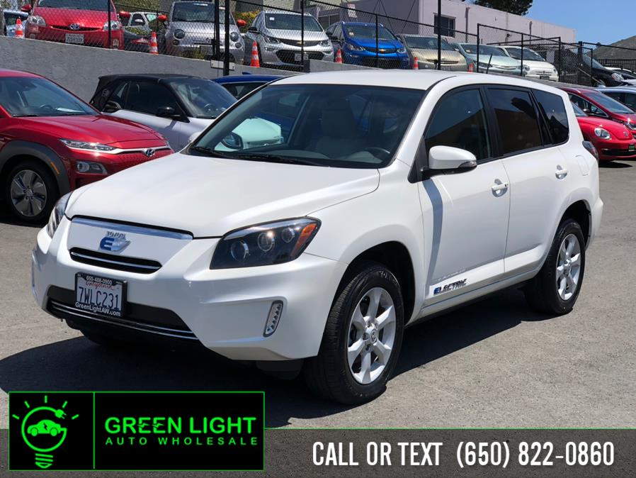 Used Toyota RAV4 EV 2014   Green Light Auto Wholesale. Daly City, California
