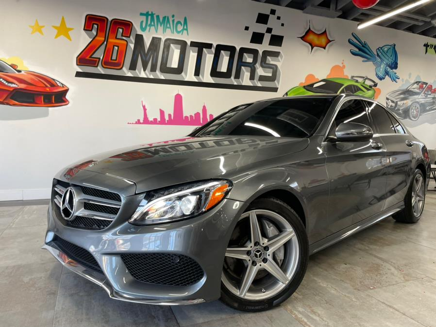 Used 2018 Mercedes-Benz C-Class Sport Pkg in Hollis, New York | Jamaica 26 Motors. Hollis, New York
