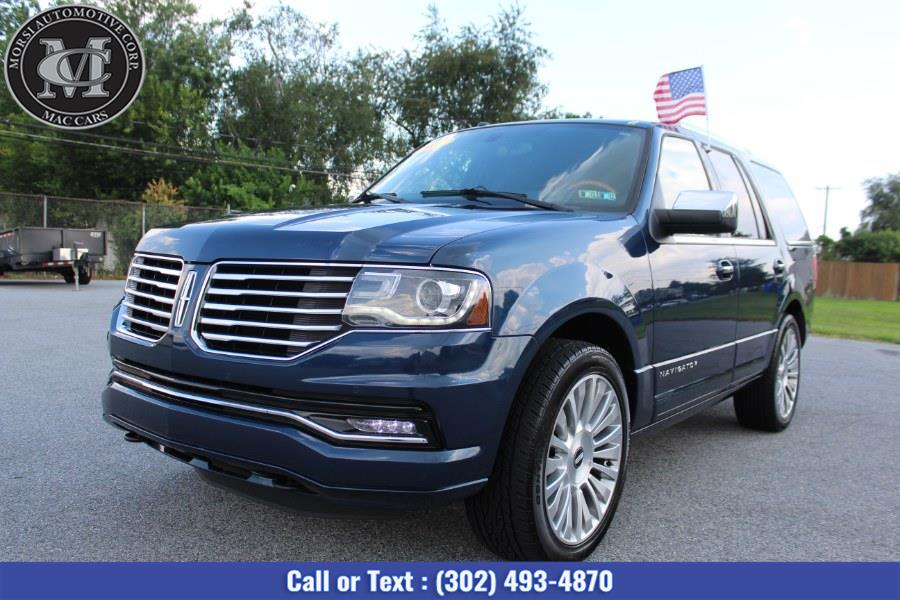 Used Lincoln Navigator 4x4 Select 2017   Morsi Automotive Corp. New Castle, Delaware