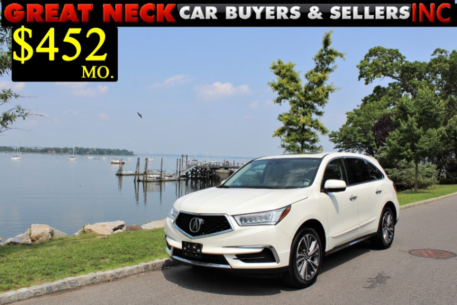 Used 2019 Acura MDX in Great Neck, New York