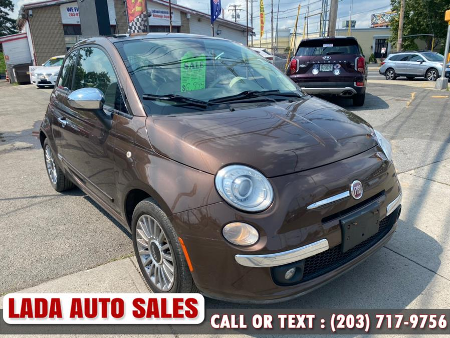 Used 2012 FIAT 500 in Bridgeport, Connecticut | Lada Auto Sales. Bridgeport, Connecticut