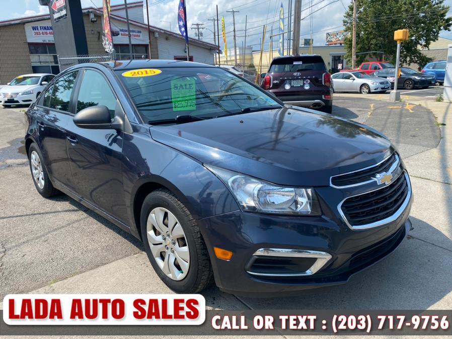 Used 2015 Chevrolet Cruze in Bridgeport, Connecticut | Lada Auto Sales. Bridgeport, Connecticut