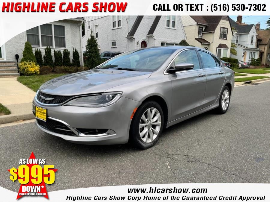 Used Chrysler 200 4dr Sdn C FWD 2016 | Highline Cars Show Corp. West Hempstead, New York
