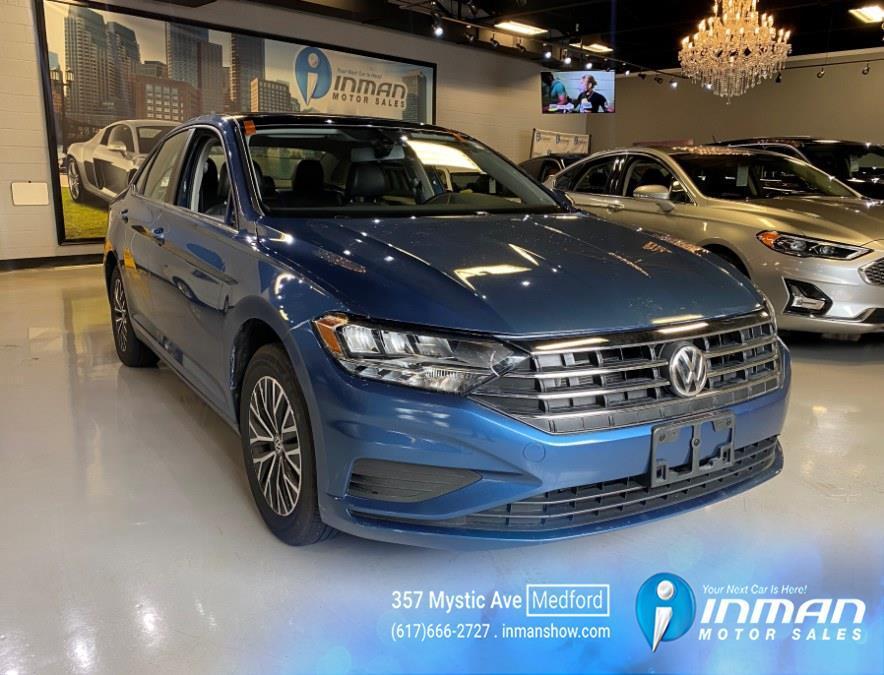 Used Volkswagen Jetta SE Auto w/ULEV 2020   Inman Motors Sales. Medford, Massachusetts