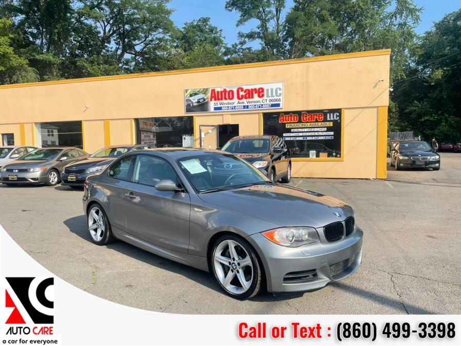 Used 2009 BMW 1 Series in Vernon , Connecticut | Auto Care Motors. Vernon , Connecticut