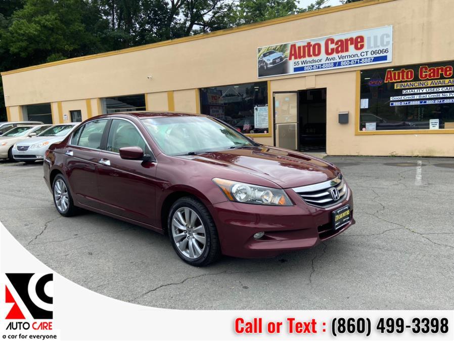 Used 2012 Honda Accord Sdn in Vernon , Connecticut | Auto Care Motors. Vernon , Connecticut