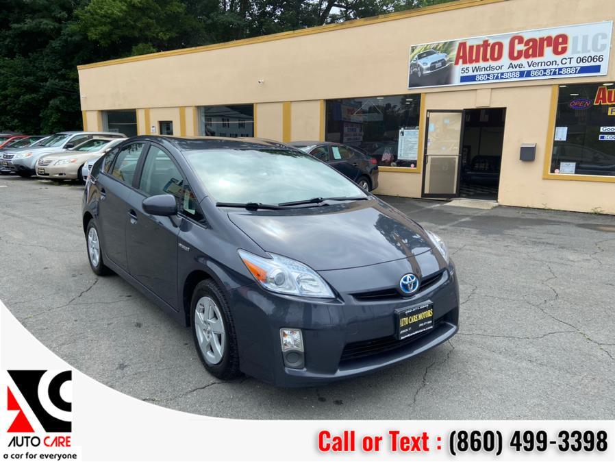 Used Toyota Prius 5dr HB III (Natl) 2011 | Auto Care Motors. Vernon , Connecticut