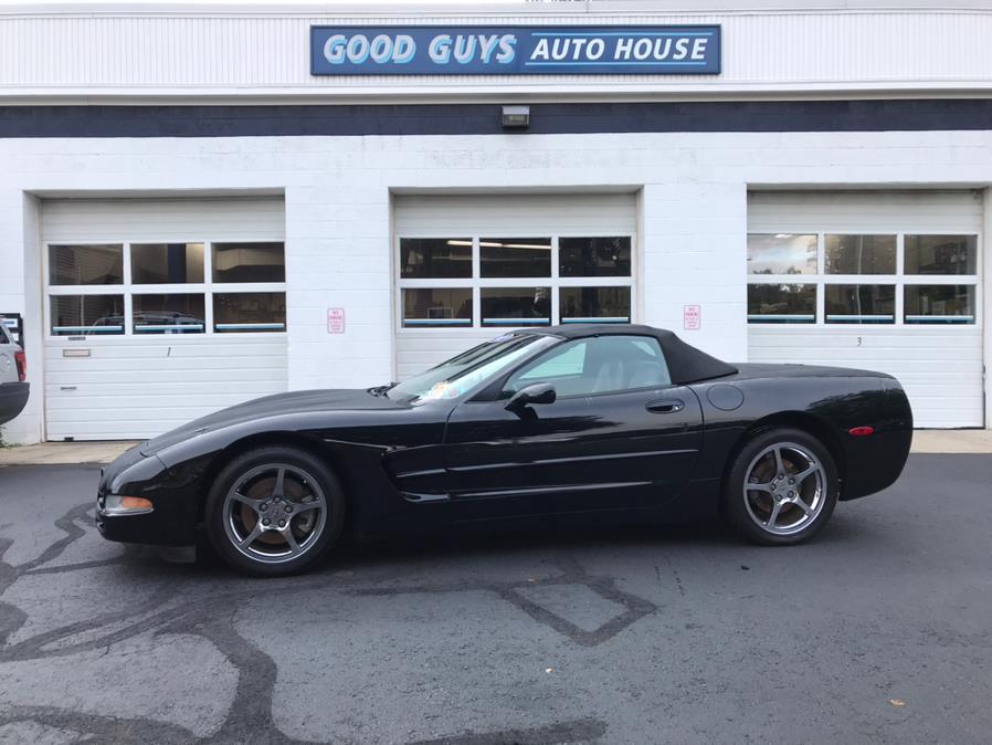 Used 2001 Chevrolet Corvette in Southington, Connecticut | Good Guys Auto House. Southington, Connecticut