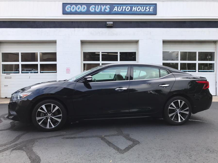 Used 2017 Nissan Maxima in Southington, Connecticut | Good Guys Auto House. Southington, Connecticut