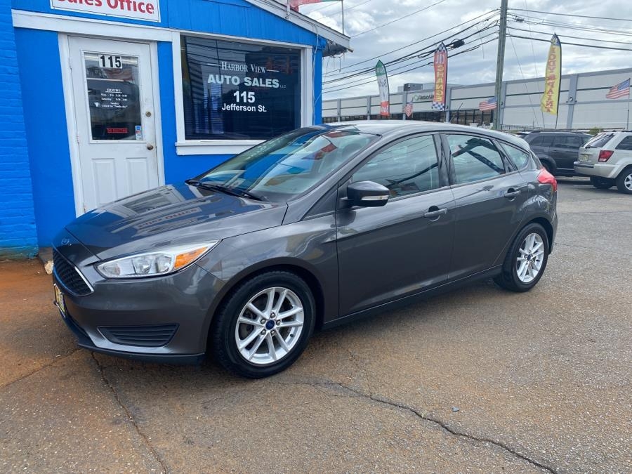 Used 2015 Ford Focus in Stamford, Connecticut | Harbor View Auto Sales LLC. Stamford, Connecticut