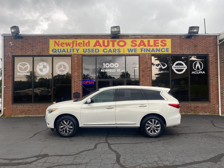 Used Infiniti JX35 AWD 4dr 2013 | Newfield Auto Sales. Middletown, Connecticut