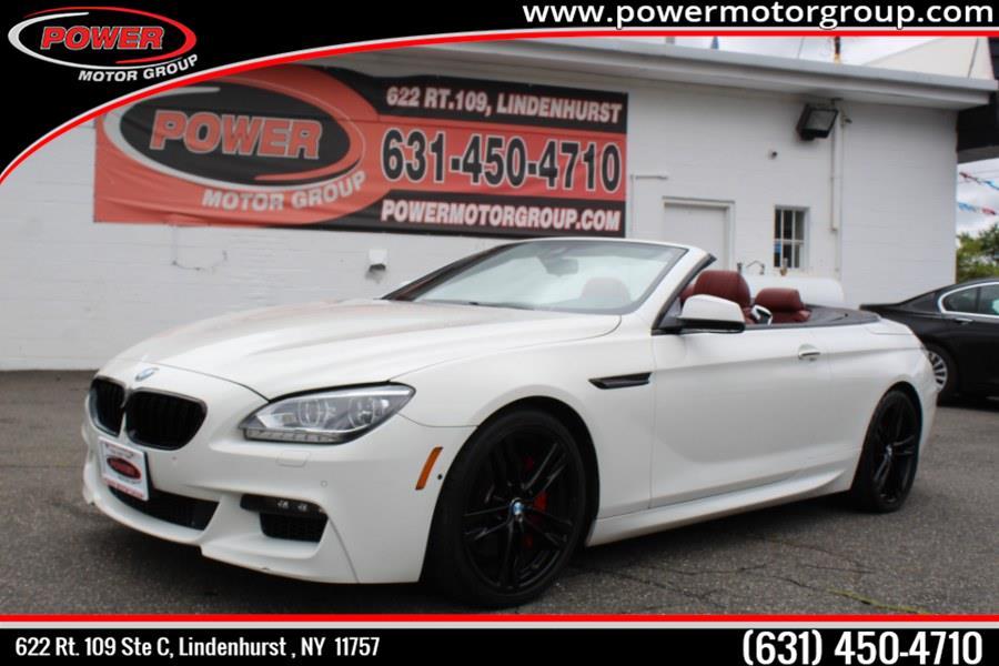 Used BMW 6 Series 2dr Conv 650i RWD 2014   Power Motor Group. Lindenhurst, New York