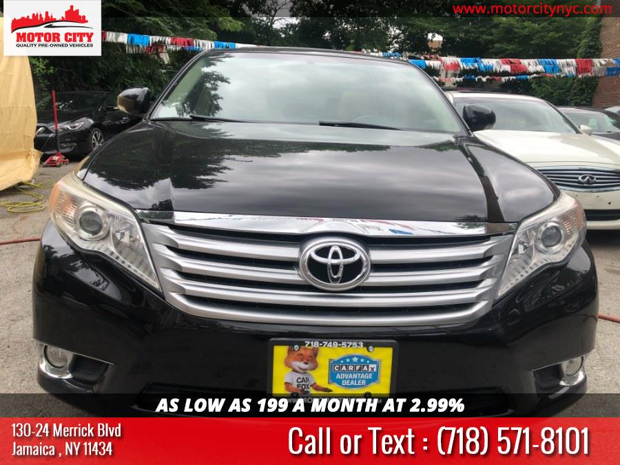 2011 Toyota Avalon 4dr Sdn Limited, available for sale in Jamaica, NY