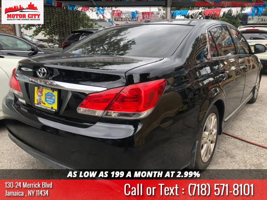 Used Toyota Avalon 4dr Sdn Limited 2011 | Motor City. Jamaica, New York