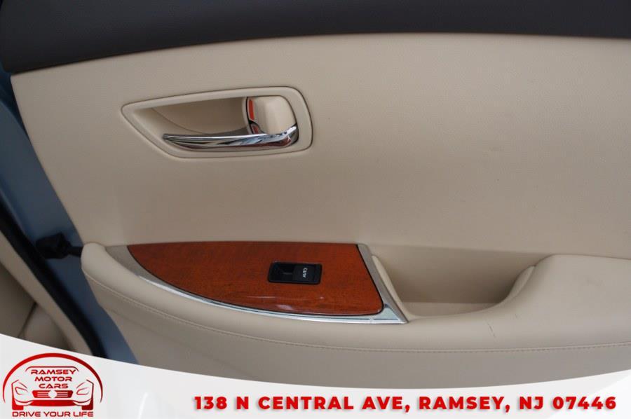 Used Lexus ES 350 4dr Sdn 2010 | Ramsey Motor Cars Inc. Ramsey, New Jersey