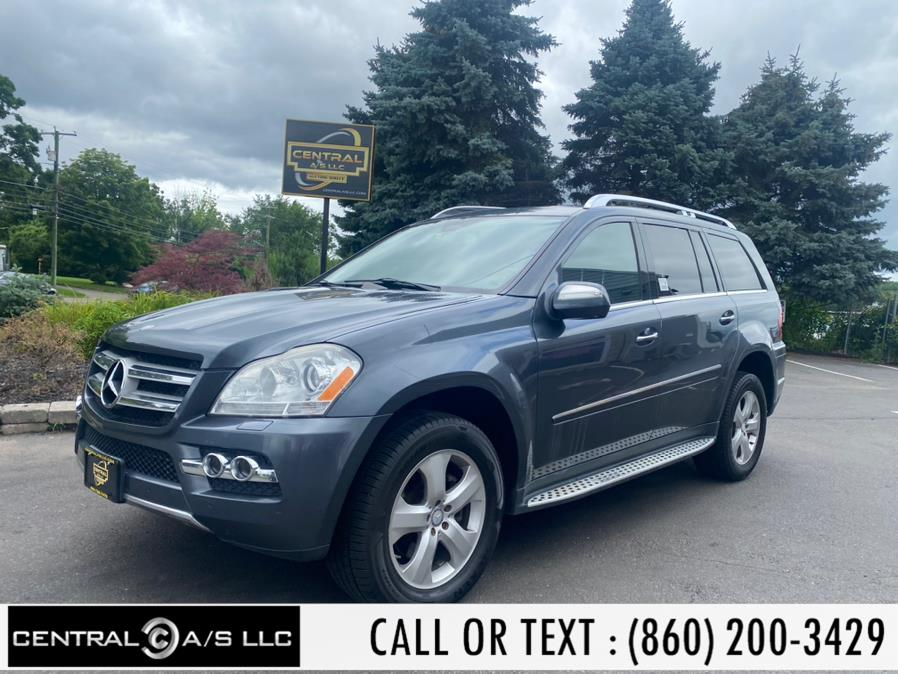 Used Mercedes-Benz GL-Class 4MATIC 4dr GL450 2010   Central A/S LLC. East Windsor, Connecticut