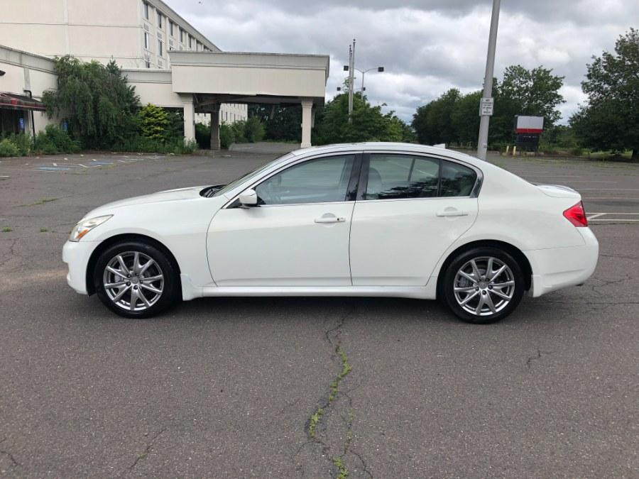 Used Infiniti G37 Sedan 4dr x AWD 2009 | Ledyard Auto Sale LLC. Hartford , Connecticut
