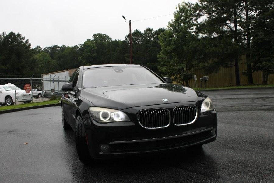 Used BMW 7 Series 4dr Sdn 750i RWD 2012   HHH Auto Sales LLC. Marietta, Georgia