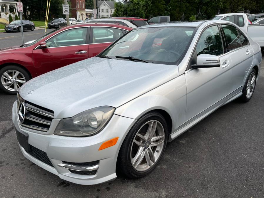Used Mercedes-Benz C-Class 300 2014 | Central Auto Sales & Service. New Britain, Connecticut