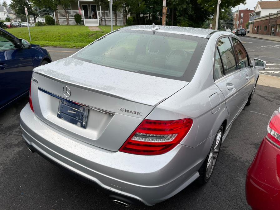 Used Mercedes-Benz C-Class 300 2014   Central Auto Sales & Service. New Britain, Connecticut