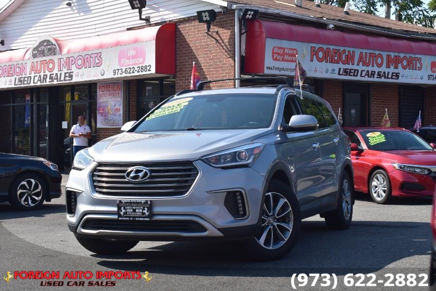 Used 2017 Hyundai Santa Fe in Irvington, New Jersey   Foreign Auto Imports. Irvington, New Jersey