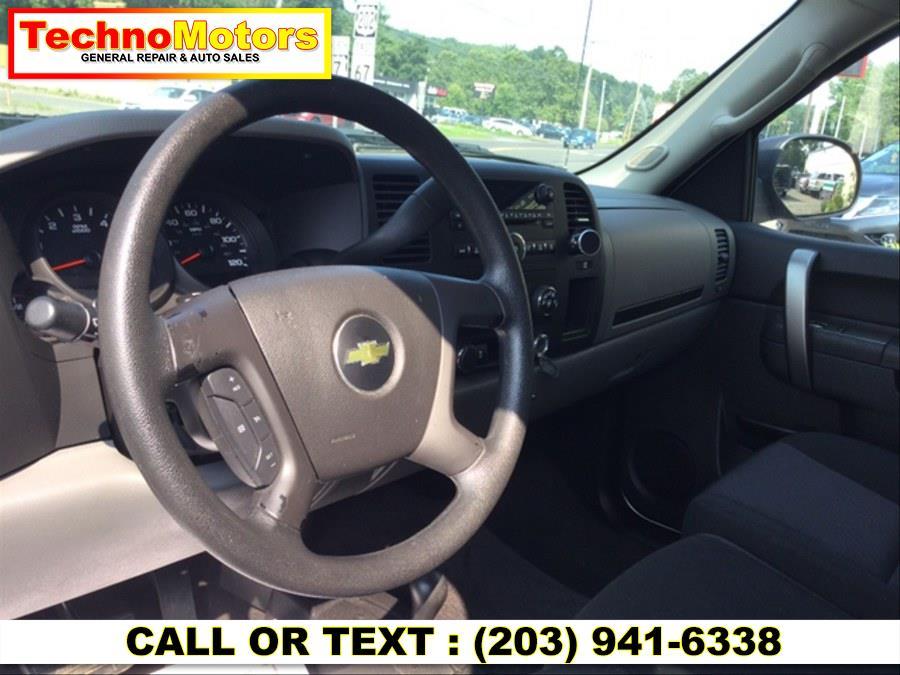 "Used Chevrolet Silverado 1500 4WD Crew Cab 143.5"" LS 2013 | Techno Motors . Danbury , Connecticut"